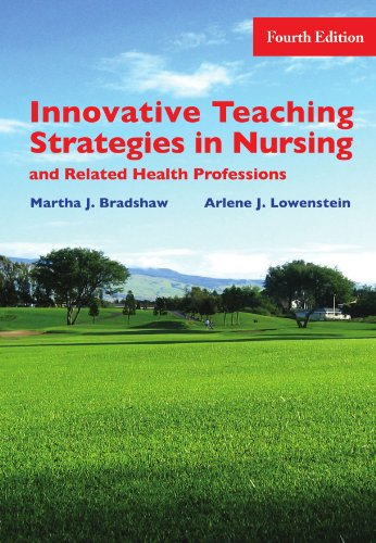 Innovative Teaching Strategies in Nursing and Health Professions  4th 2007 (Revised) edition cover