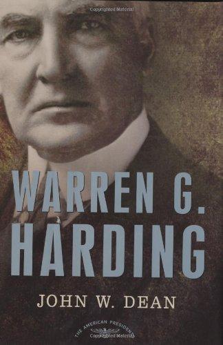 Warren G. Harding   2004 (Revised) edition cover