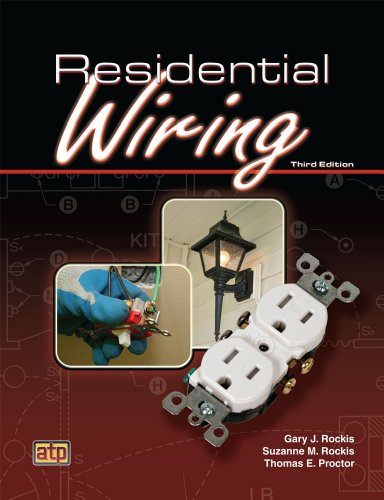 Residential Wiring  3rd 2011 edition cover