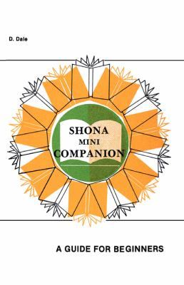 Shona Mini-Companion A Guide for Beginners N/A 9780869221563 Front Cover