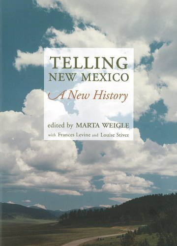 Telling New Mexico A New History  2009 edition cover