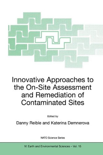 Innovative Approaches to the on-Site Assessment and Remediation of Contaminated Sites   2002 9781402009563 Front Cover
