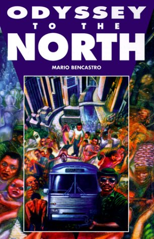 Odyssey to the North  1998 edition cover