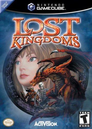 Lost Kingdoms GameCube artwork