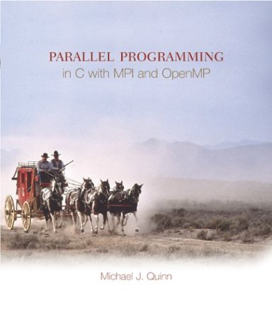Parallel Programming in C with MPI and OpenMP   2004 edition cover