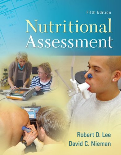 Nutritional Assessment  5th 2010 edition cover