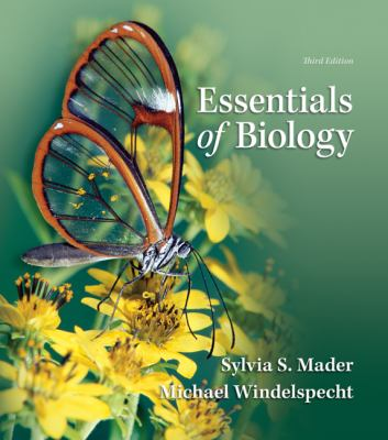 Loose Leaf Version for Essentials of Biology  3rd 2012 9780077489564 Front Cover