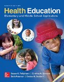 Health Education Elementary and Middle School Applications 8th 2014 edition cover