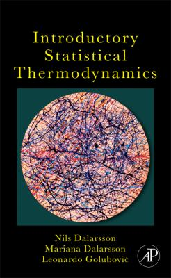 Introductory Statistical Thermodynamics   2011 edition cover
