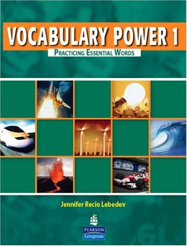 Vocabulary Power 1 Practicing Essential Words  2007 9780132283564 Front Cover