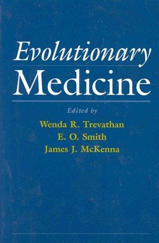 Evolutionary Medicine   1999 edition cover