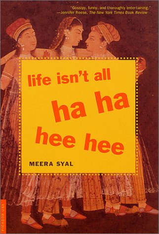 Life Isn't All Ha Ha Hee Hee  Revised edition cover
