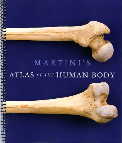 Atlas of the Human Body  9th 2012 edition cover