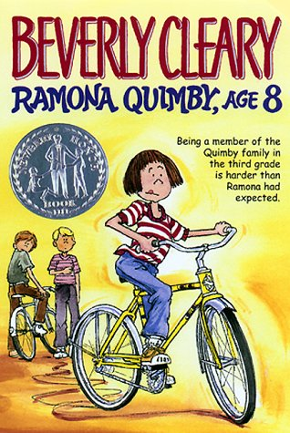 Ramona Quimby, Age 8   1981 edition cover