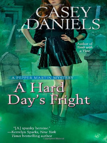 Hard Day's Fright  N/A edition cover