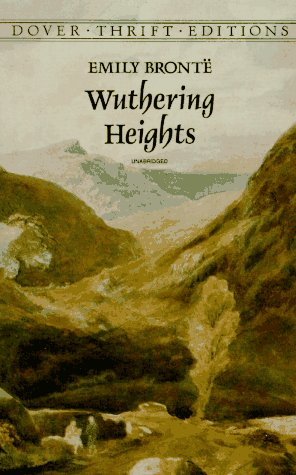 Wuthering Heights   1996 (Unabridged) edition cover