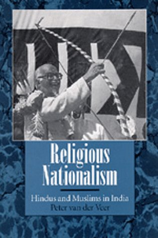 Religious Nationalism Hindus and Muslims in India  1994 edition cover