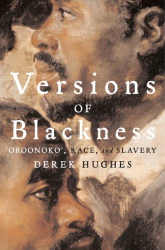 Versions of Blackness Key Texts on Slavery from the Seventeenth Century  2007 edition cover