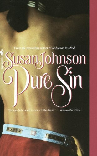 Pure Sin A Novel N/A 9780553299564 Front Cover