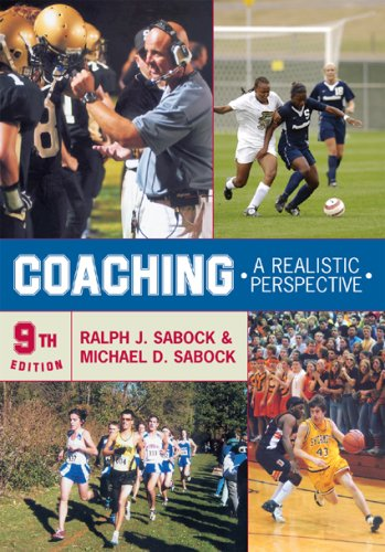 Coaching A Realistic Perspective 9th 2008 (Revised) edition cover