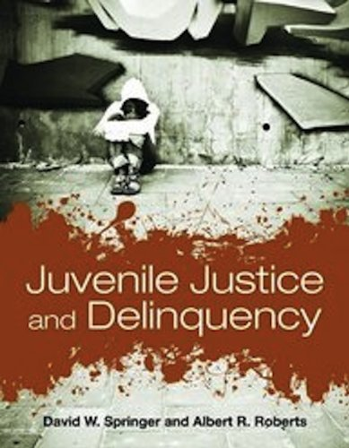 Juvenile Justice and Delinquency   2011 (Revised) edition cover