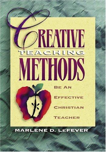 Creative Teaching Methods  N/A edition cover