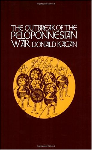 Outbreak of the Peloponnesian War  N/A edition cover