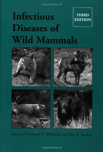 Infectious Diseases of Wild Mammals  3rd 1999 edition cover