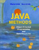 Java Methods Object-Oriented Programming and Data Structures 3rd 2015 edition cover