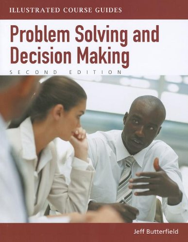 Problem Solving and Decision Making  2nd 2013 edition cover