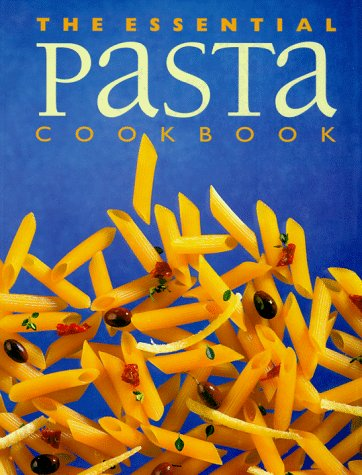 Essential Pasta Cookbook N/A 9781551106564 Front Cover