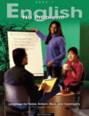 English-No Problem! Low-Beginning Student Manual, Study Guide, etc. edition cover