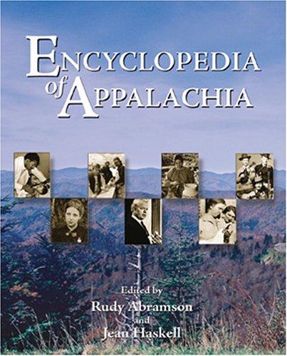 Encyclopedia of Appalachia   2006 edition cover
