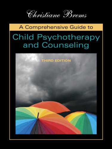 Comprehensive Guide to Child Psychotherapy and Counseling  3rd 2008 edition cover