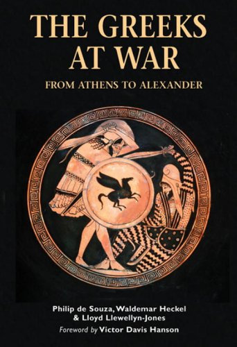Greeks at War From Athens to Alexander  2004 edition cover