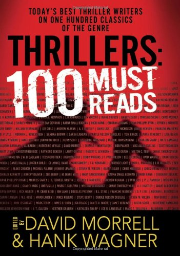 Thrillers 100 Must Reads  2010 9781933515564 Front Cover