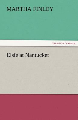 Elsie at Nantucket  N/A 9783842475564 Front Cover