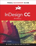 InDesign CC Visual QuickStart Guide (2014 Release)  2015 edition cover