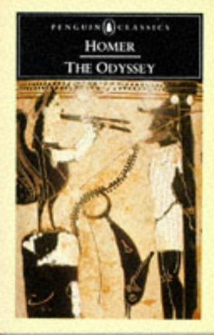 Odyssey Revised Prose Translation  1991 (Revised) edition cover