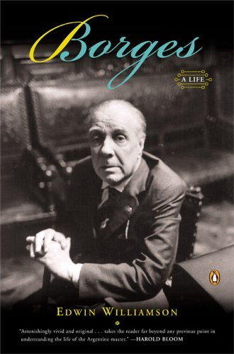 Borges A Life  2005 edition cover