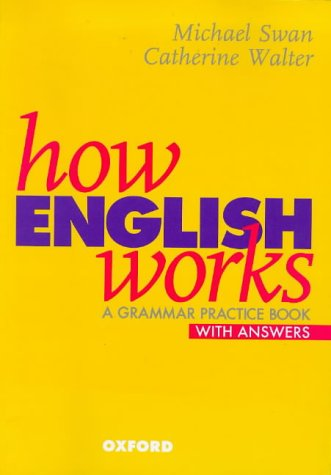 How English Works A Grammar Practice Book  1997 edition cover