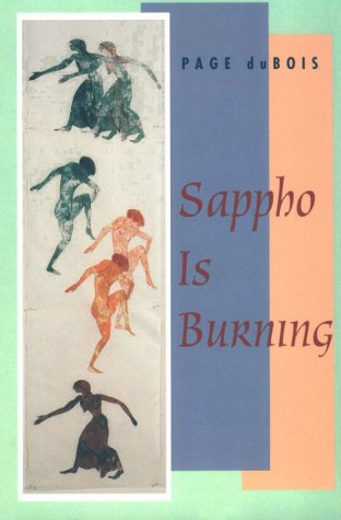 Sappho Is Burning   1995 9780226167565 Front Cover