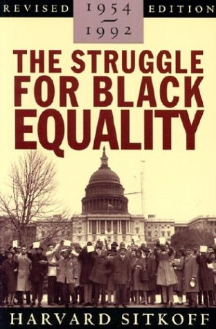 Struggle for Black Equality 1954-92  Revised edition cover