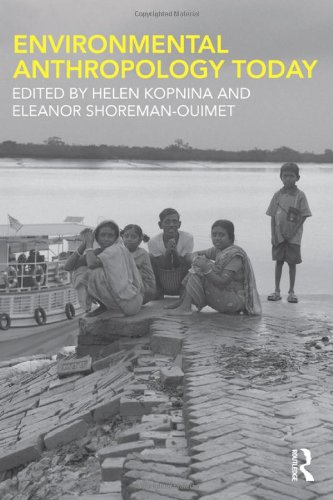 Environmental Anthropology Today   2011 edition cover