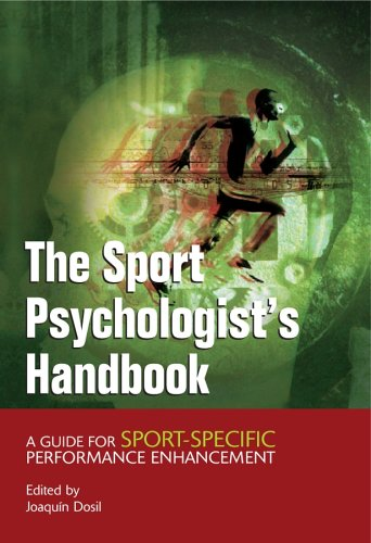 Sport Psychologist's Handbook A Guide for Sport-Specific Performance Enhancement  2006 edition cover