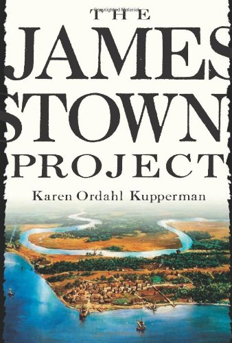 Jamestown Project   2007 edition cover