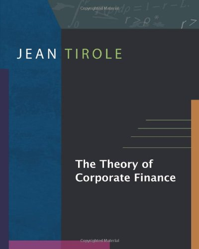 Theory of Corporate Finance   2006 edition cover