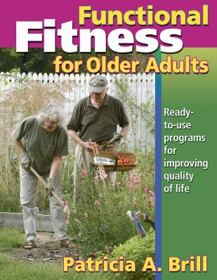 Functional Fitness for Older Adults   2004 edition cover