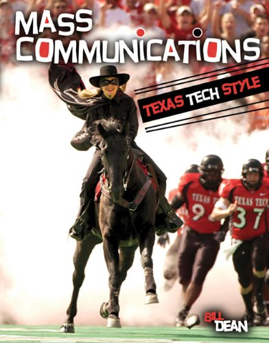 Introduction to Mass Communications Texas Tech Style Revised  9780757568565 Front Cover