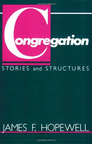 Congregation Stories and Structures N/A edition cover